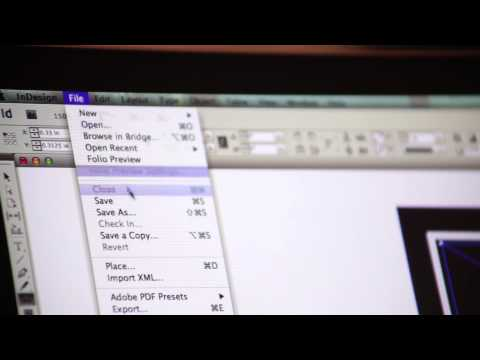 Create a backstage pass with Adobe InDesign