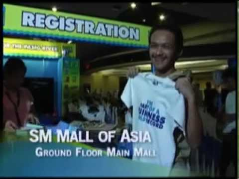 11.20.2011 Run for the Pasig River Registration Booth