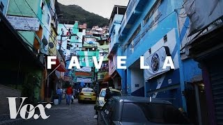 Inside Rio's favelas, the city