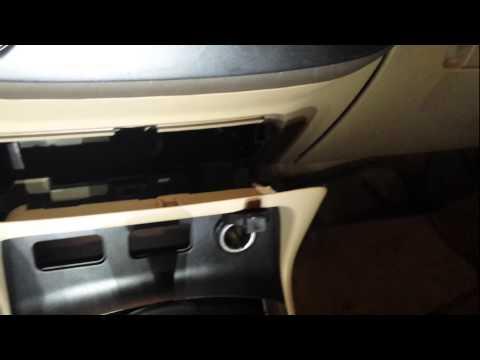 How to install Honda civic stereo