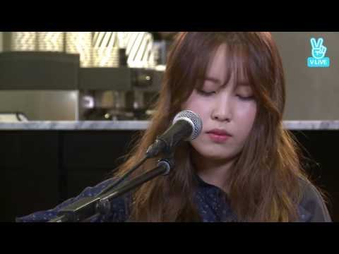 160918 권진아 Make you feel my love 라이브 cut