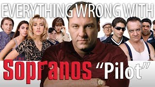 "Everything Wrong With The Sopranos ""Pilot"""