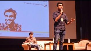 Naveen & Jeetu, TVF Pitchers at Coalescence'15 | BITS-Pilani Goa