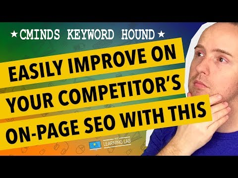 SEO Keyword Hound - One Of The Top SEO Keyword Tools