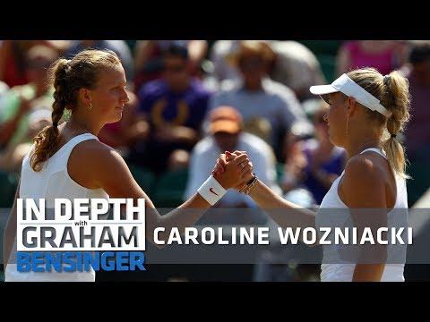 Caroline Wozniacki: My biggest dream was to be No. 1