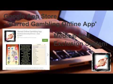 Quit Gambling Online with Gambling Addiction SELF EXCLUSION APP,  Download on Google Play Store NOW!