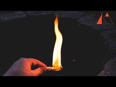 Forget Fire Starters. Make an UBER MATCH – Mini MOD #48