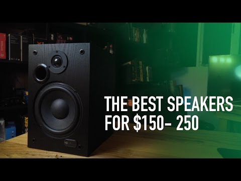 Buyers Guide: The Best Speakers for Under $150 - $250