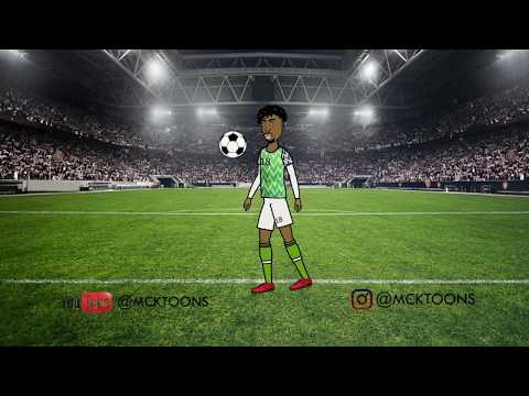 MCK Toons - World Cup Wahala Cover