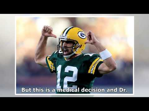 Packers' rodgers says he's been medically cleared to return  By Channel