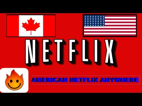 How to watch American Netflix anywhere