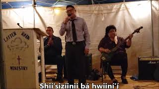 Hide Me, Rock of Ages (Sung in the Navajo Language)