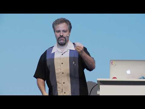 UIKonf 2017 – Day 1 – Rob Napier – Learning From Our Elders