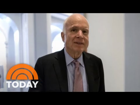 'John McCain: For Whom The Bell Tolls': First Look At HBO Documentary | TODAY