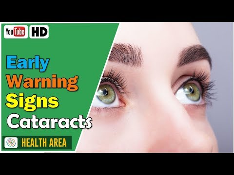 7 Early Warning Signs of Cataracts