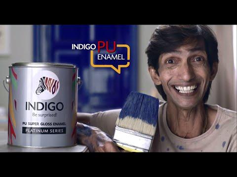 Indigo PU Enamel Shabashi Hindi