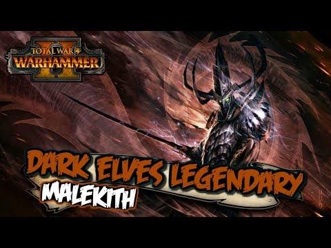 Total War: Warhammer 2 - Malekith 500+ Killing Spree
