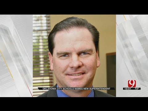 OKCPS Confirms Dr. Sean McDaniel As New Superintendent