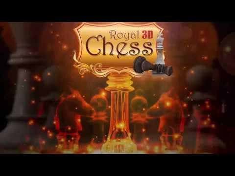 Play Free Royal 3D Chess Mobile Game on Android and iOS(iPhone, iPad) | Inkcadre
