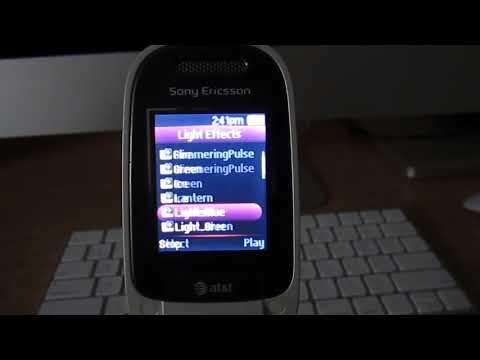 Sony Ericsson Z310a (AT&T) Ringtones