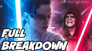 Episode 9 FULL BREAKDOWN AND ALL EASTER EGGS final Trailer