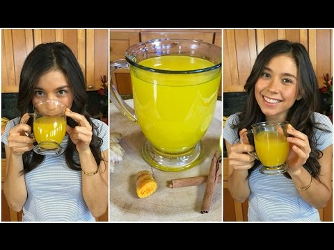 Tea to Beat Belly Bloating and Gases!