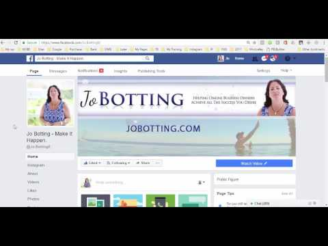 How To Link Your Facebook Business Page With Your Group