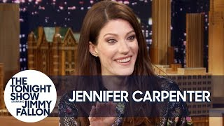 Jennifer Carpenter Attended the Hogwarts of Acting Schools
