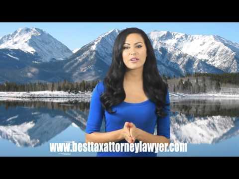 Tax Attorney Denver