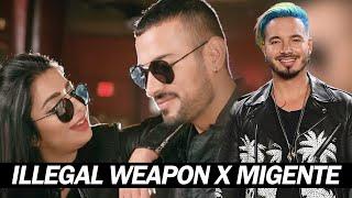 Illegal Weapon Vs Migente | Mashup | DJ Deshal