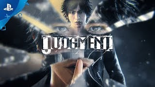 Judgment | Launch Trailer | PS4