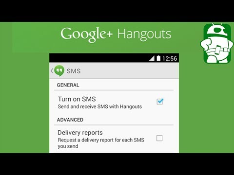 Google Hangouts with SMS - Everything you need to know