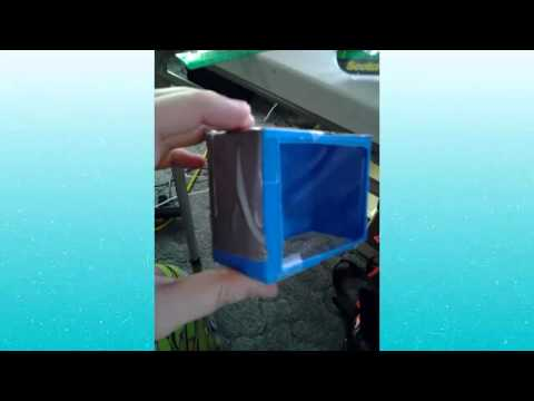 Make Your Own Mini Miku Concert Projector Box/Hologram