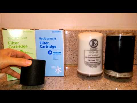 Carbon Block filtering medium vs Granular Activated Carbon filtering medium video 042115