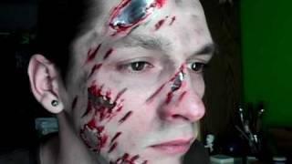 Fx Makeup Tutorial 03 - Terminator Road Rash [3.5.11]