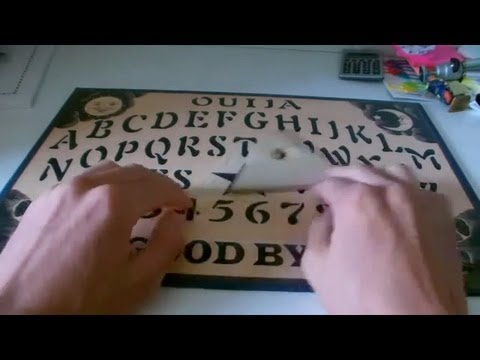 GHOST VIDEOS How to use Ouija Board | How to make ouija board experiences | Video Ghosts and Spirits