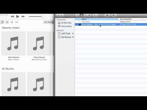 How To Turn Your Song Into An Mp3 With Itunes.