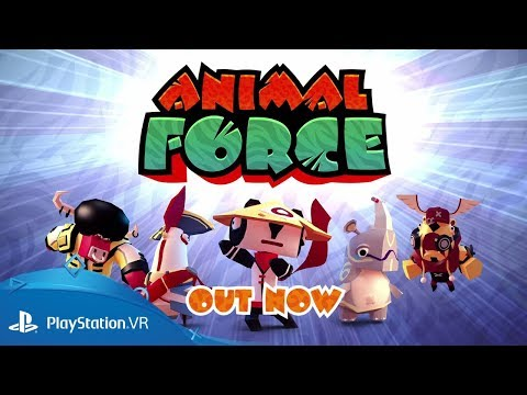 Animal Force | Launch Trailer | PlayStation VR