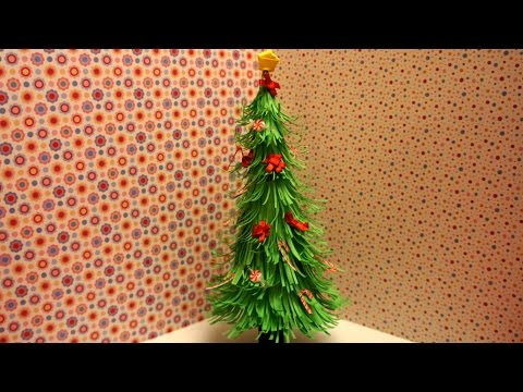 Very Easy and Beautiful Christmas Tree🎄 DIY Project