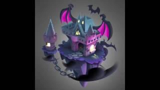 Vampire Island Behind the Scene👻