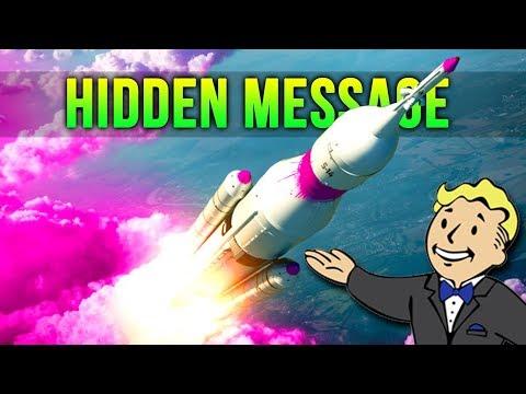 Hidden STARFIELD Message in Bethesda's Rage 2 Tease! (E3 2018)