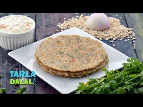 Oats Roti by Tarla Dalal