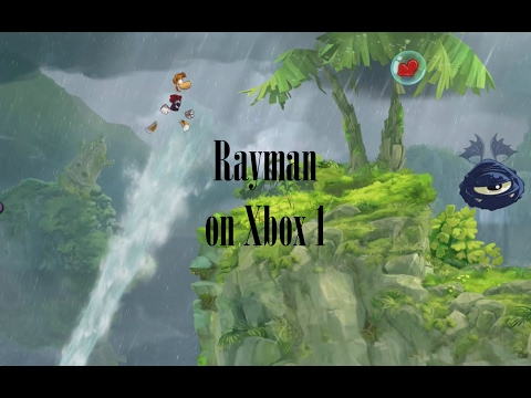 Free for Xbox 1 - Rayman backwards compatibility