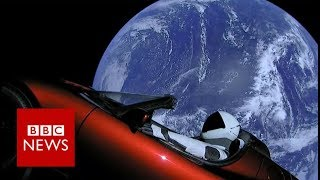Falcon Heavy: The story of Elon Musk rocket launch - BBC News