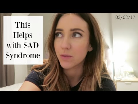 This Helps with SAD Syndrome | Vlog 62 | March 2nd | Lisa Gregory
