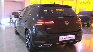 Volkswagen Golf Occasion 1.4 Tsi 125 Bluemotion Technology Dsg7 Carat Noir Intense Nacré