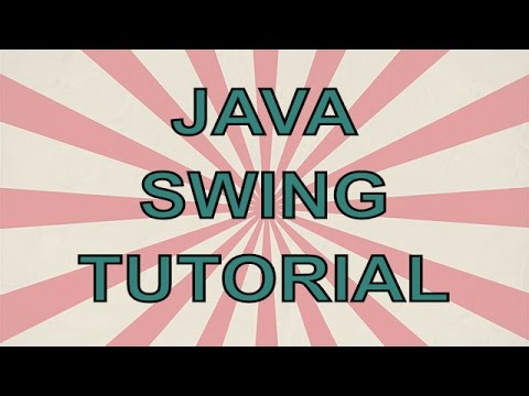 Java Swing Tutorial 25 - How to add image on JButton - Part 1