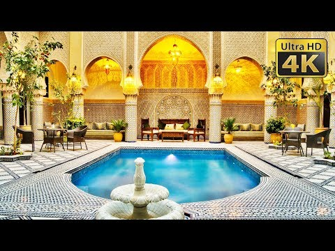 DIY Travel Reviews - Riad Arabesque Luxury Guesthouse & Spa, Fes, Morocco