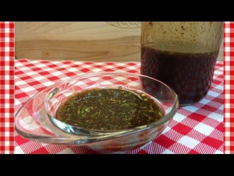 Homemade Italian Dressing Recipe ~  Salad Dressing Recipe ~ Noreen's Kitchen