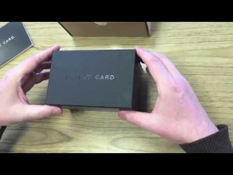 Unboxing the Luxury Card MasterCard Black Card